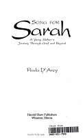 Song for Sarah PDF