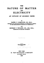 The Nature of Matter and Electricity PDF