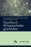 Handbuch Wissenschaftsgeschichte PDF