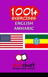 1001+ Exercises English - Amharic