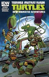 Teenage Mutant Ninja Turtles: New Animated Adventures, Vol. 2