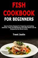 Download Fish Cookbook for Beginners Book