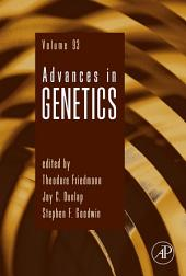 Advances in Genetics: Volume 93