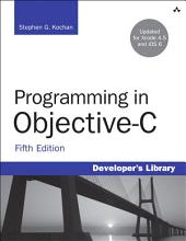 Programming in Objective-C: Edition 5