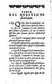 Les questions theologiques, physiques, morales, et mathematiques