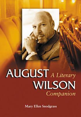 August Wilson PDF