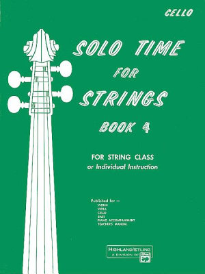 Solo Time for Strings  Book 4 PDF
