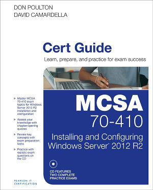 70 410 Installing And Configuring Windows Server 2012 R2 Lab Manual 2
