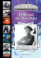 FDR and the New Deal PDF