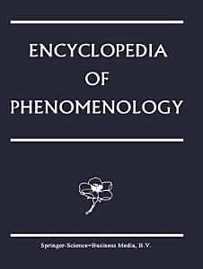 Encyclopedia of Phenomenology Book