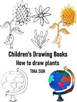 Children's Drawing Books:How to Draw Plants