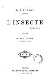 L' insecte J. Michelet