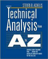 Technical Analysis from A to Z  2nd Edition PDF