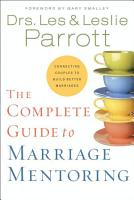 The Complete Guide to Marriage Mentoring PDF