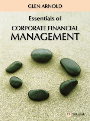 Essentials of Corporate Financial Management PDF