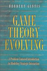 Game Theory Evolving Book PDF