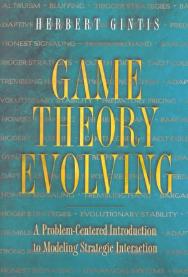 Game Theory Evolving PDF