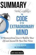 Vishen Lakhiani s the Code of the Extraordinary Mind