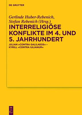 Interreligi  se Konflikte im 4  und 5  Jahrhundert PDF
