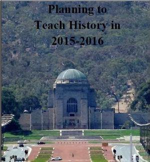 Planning to Teach History 2015 2016 PDF