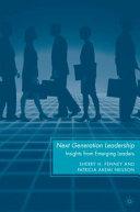 Next Generation Leadership Book PDF