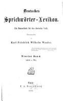 Deutsches Sprichw  rter Lexikon0 PDF