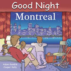 Good Night Montreal Book