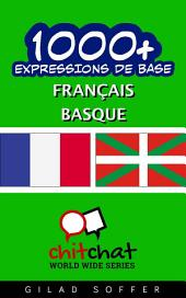 1001+ Expressions de Base Français - Basque