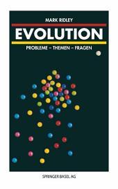 Evolution: Probleme — Themen — Fragen, Ausgabe 2