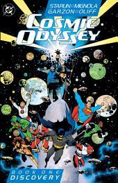 Cosmic Odyssey (1988-) #1