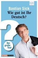 Wie gut ist Ihr Deutsch  PDF
