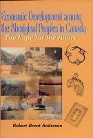 Economic Development Among the Aboriginal Peoples of Canada PDF