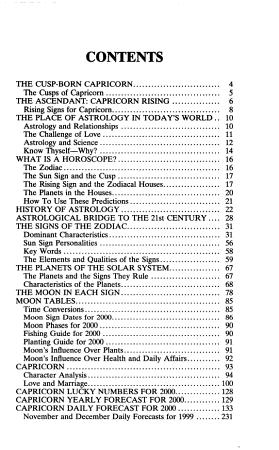 Capricorn 2000 PDF