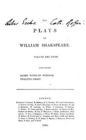 The Plays of William Shakspeare: With the Corrections and Illustrations of Various Commentators, to which are Added Notes, Volume 5