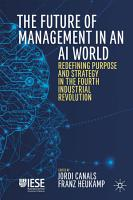 The Future of Management in an AI World PDF