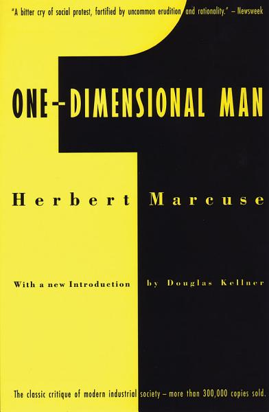 Download One dimensional Man Book