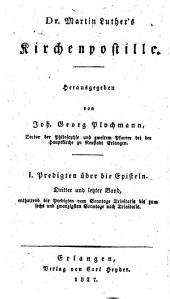 Dr. Martin Luther's sämmtliche Werke: Band 9