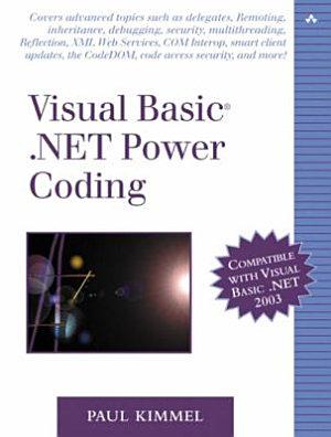 Visual Basic  NET Power Coding