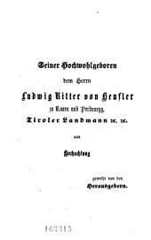 Tirols volksdichtungen und volksgebräuche: bd. Kinder- und hausmärchen aus Süddeutschland