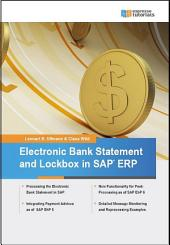 Electronic Bank Statement and Lockbox in SAP ERP