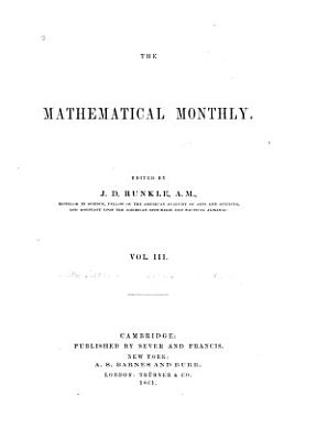 The Mathematical Monthly PDF