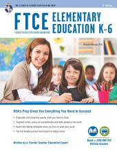 FTCE Elementary Education K-6 Book + Online: Edition 3