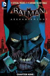 Batman: Arkham Knight (2015-) #9