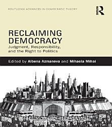 Reclaiming Democracy Book PDF