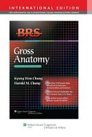 BRS Gross Anatomy PDF