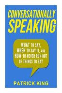 Conversationally Speaking PDF
