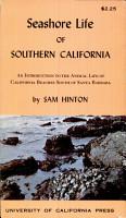 Seashore Life of Southern California PDF