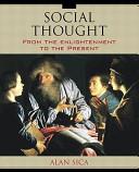 Social Thought PDF
