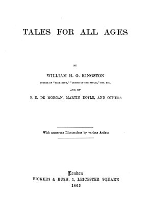 Tales for All Ages PDF
