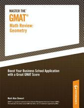 Master the GMAT--Math Review: Geometry